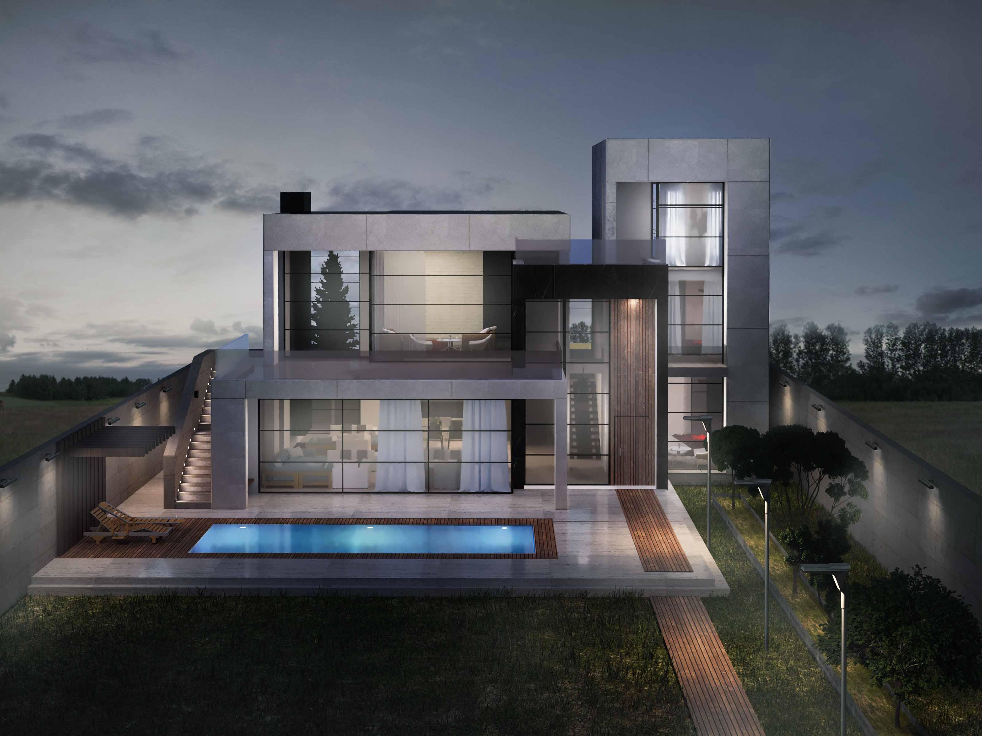 Zaferanieh Villa